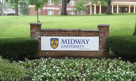 Midway University, Midway, KY is a private, liberal arts school with a Women's College and accelerated co-ed programs.
