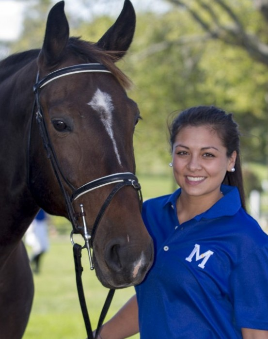 Midway University Equine Student