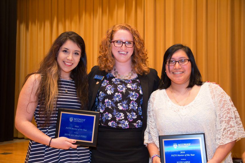 Midway University Recognizes Outstanding Students, Faculty at Honors Night Ceremony