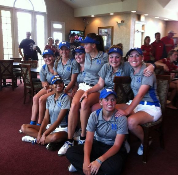 Midway Golf Wins Conference Championship