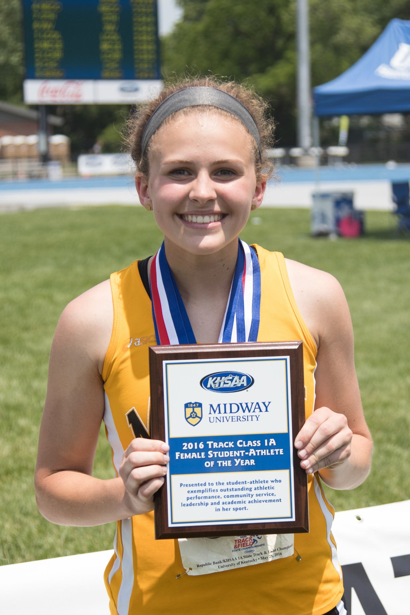 Taylor, Reed Win Midway University/KHSAA Female Student-Athlete of the Year Awards