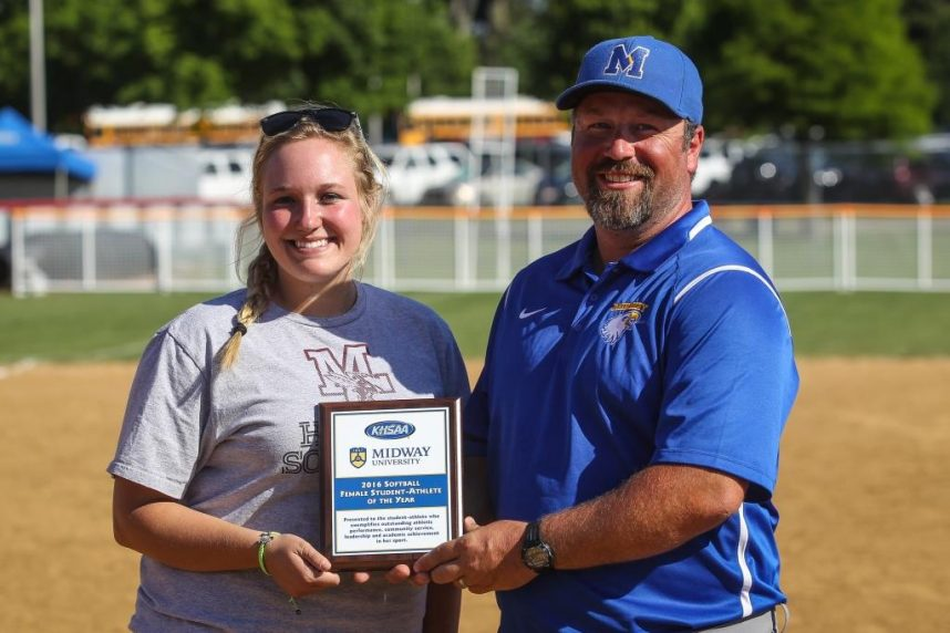 Magoffin Senior Wins Midway University/KHSAA Female Student-Athlete of the Year Award