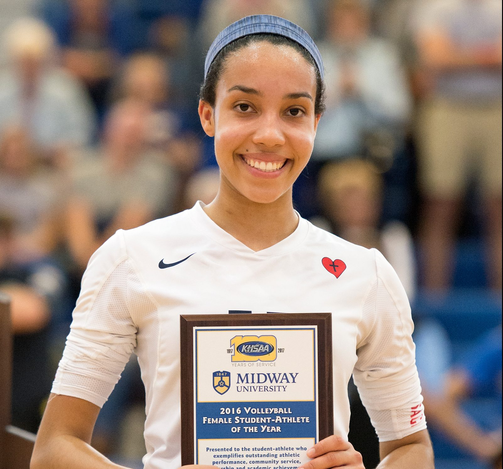 Sacred Heart Senior Wins Midway University/KHSAA Female Student-Athlete of the Year Award