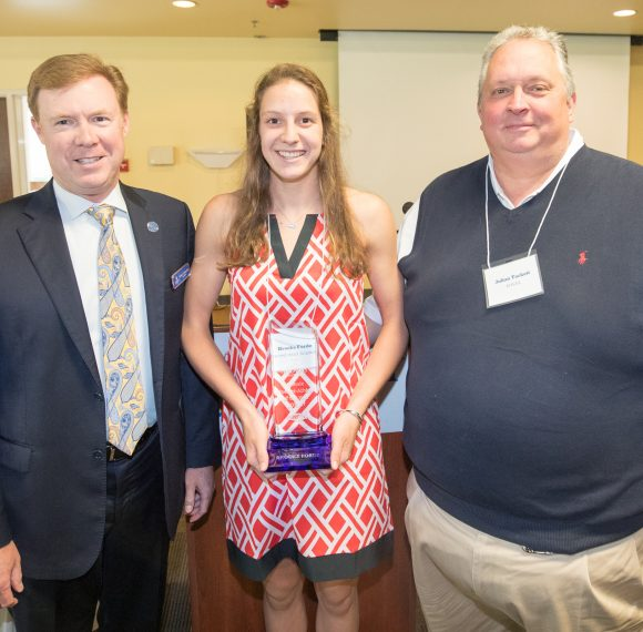 Forde Named Midway University/KHSAA Female Student-Athlete of the Year For 2016-17