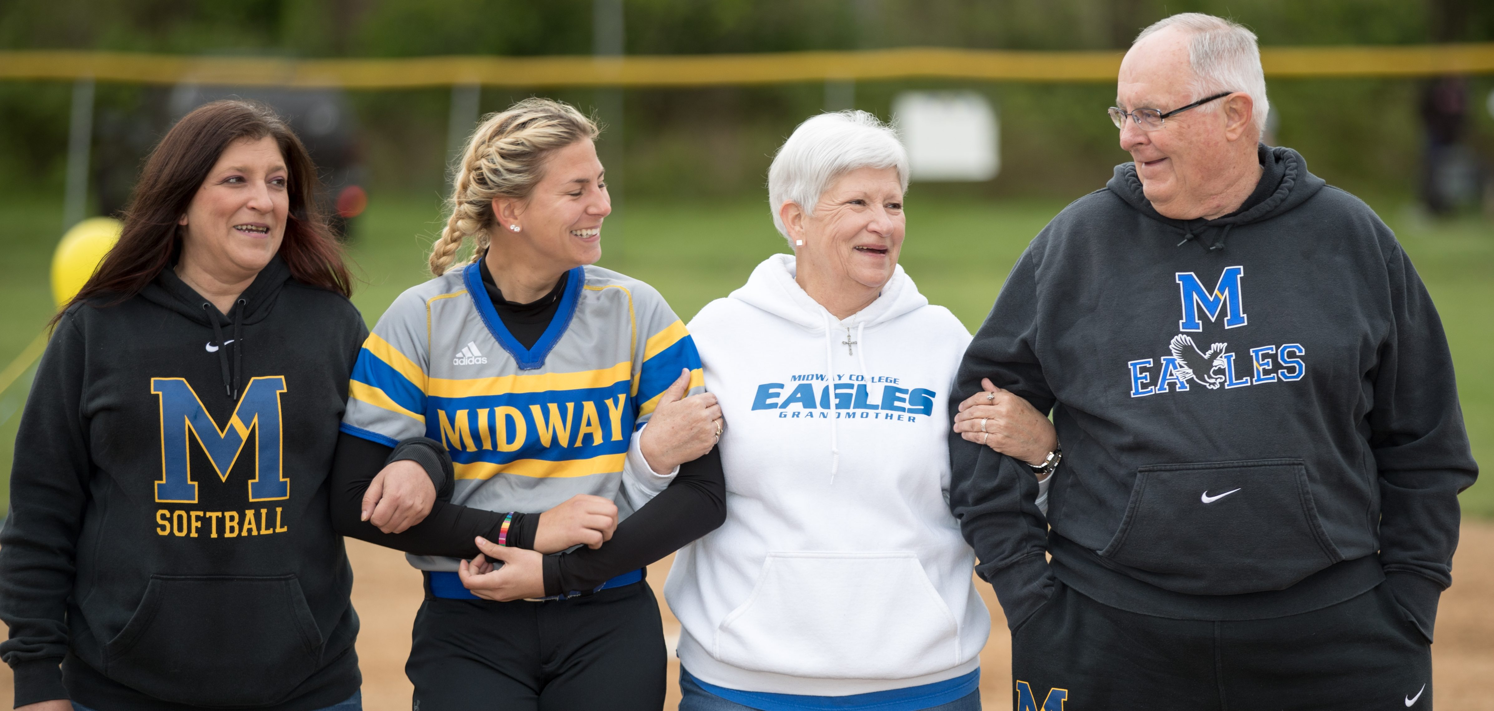 Family Weekend at Midway University