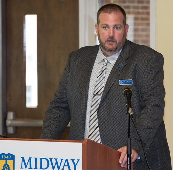 Kennedy tabbed RSC Athletic Director of the Year