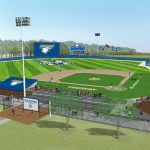 midway university capital campaign baseball park rendering