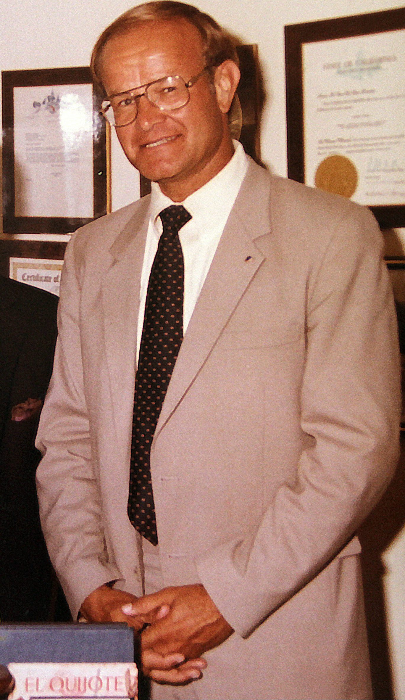 Dick Robinson, Former Midway University Faculty Member
