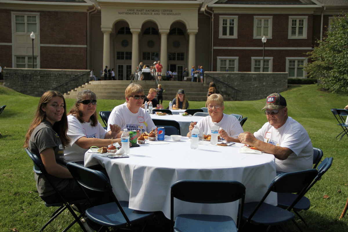 midway university family weekend