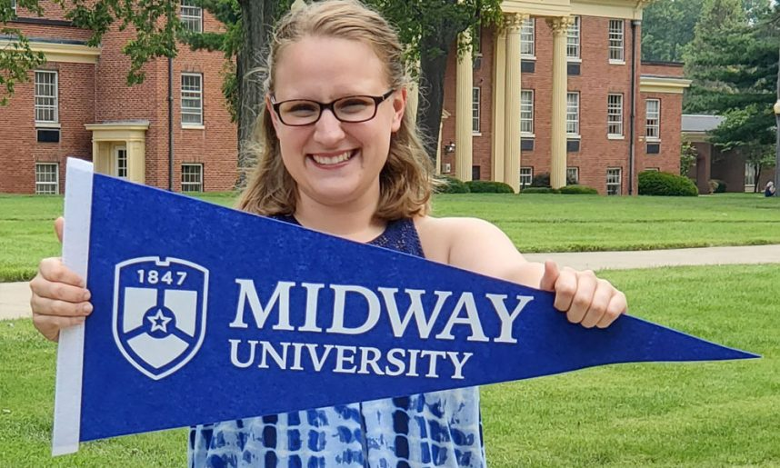 Admissions Spotlight – Meet Melody Small