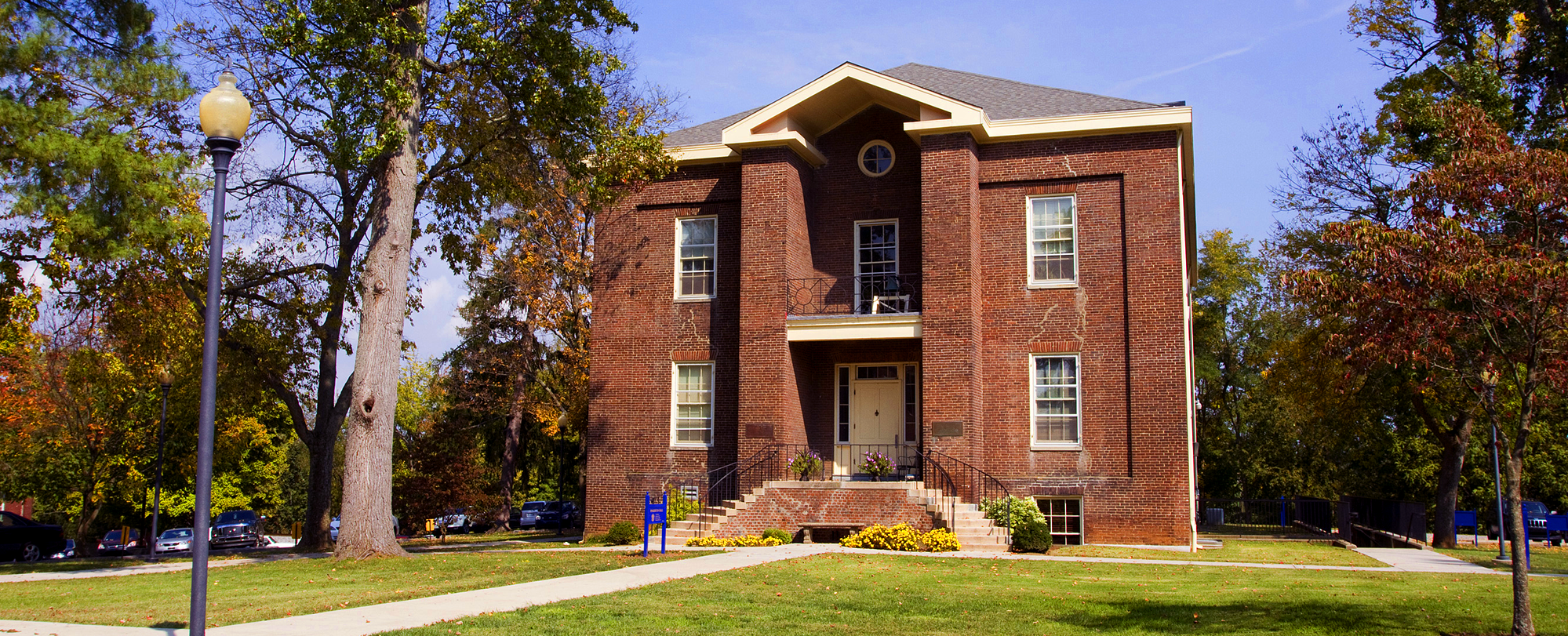 Pinkerton Hall