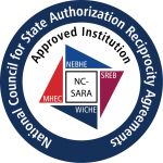 NC-SARA Approved Institution logo round