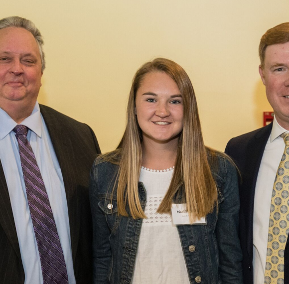 Ferguson tabbed Midway University/KHSAA Female Student-Athlete of the Year for 2018-19