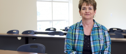 Alumni Spotlight: Meet Edna Shearers Barber '72, '94