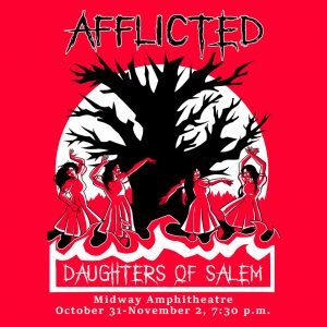 Afflicted: Daughters of Salem