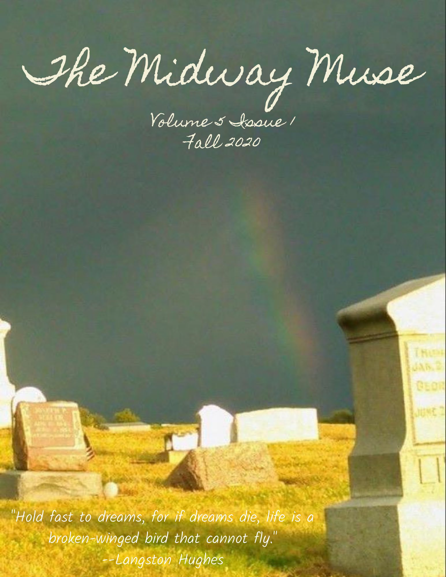 The Midway Muse Literary Journal Spring 2020