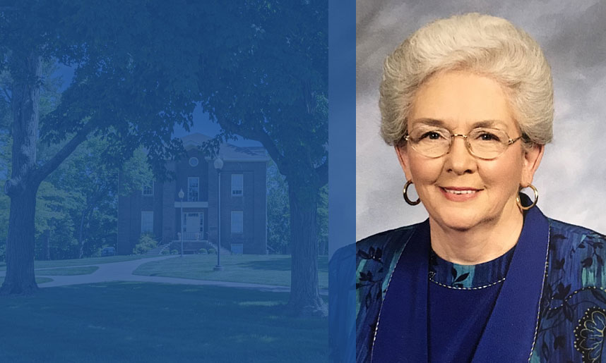 Leaving a Legacy: Mary Lou Darland '52