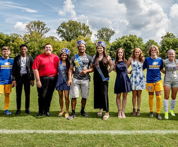 Homecoming Royal Court Honorees Announced During Midway University's Homecoming & Family Weekend